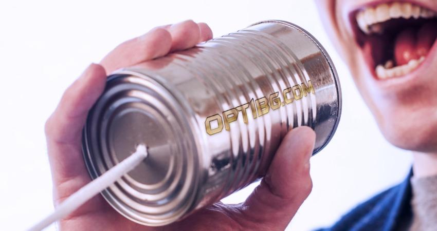 Контакти с Optibg.com