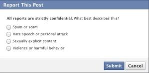 """Как да се справим с проблемни Facebook """"фенове""""?"""