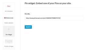 Как да вградим съдържание от Pinterest в WordPress