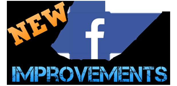 Последните подобрения във Facebook