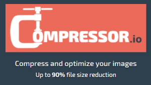 Compressor.io за оптимизация на снимки и изображения за SEO
