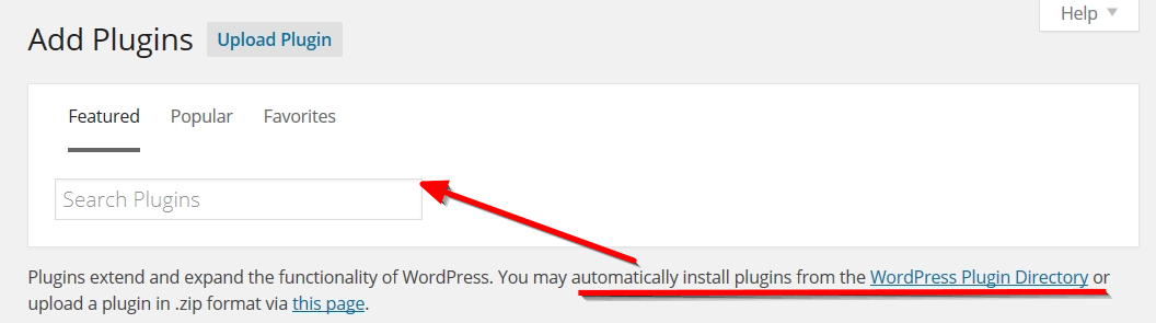 Автоматично инсталиране на WordPress плъгин