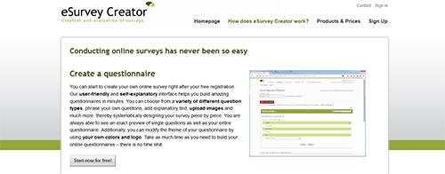 Онлайн маркетингови проучвания с eSurvey Creator