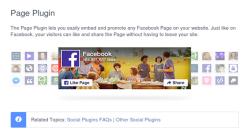Преминете към Facebook Page Plugin: Време е!