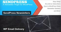Използвайте съвместно SendPress и WP Email Delivery, за да създадете, изпратите и проследите вашата имейл маркетингова кампания