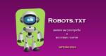 Robots.txt – начин на употреба и полезни съвети