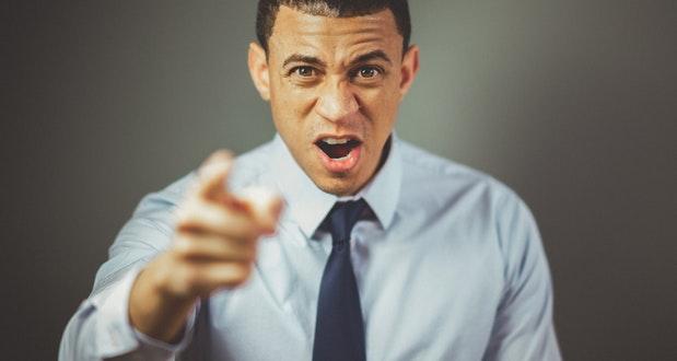 Обиждаш ли своя екип? А крещиш ли често?