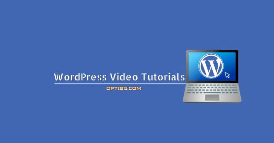 Видео уроци за WordPress и SEO - Optibg.com